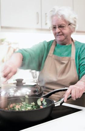 Diabetes - Worauf es beim Kochen und  Essen ankommt