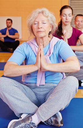 Diabetes: Sport und Bewegung tut gut!