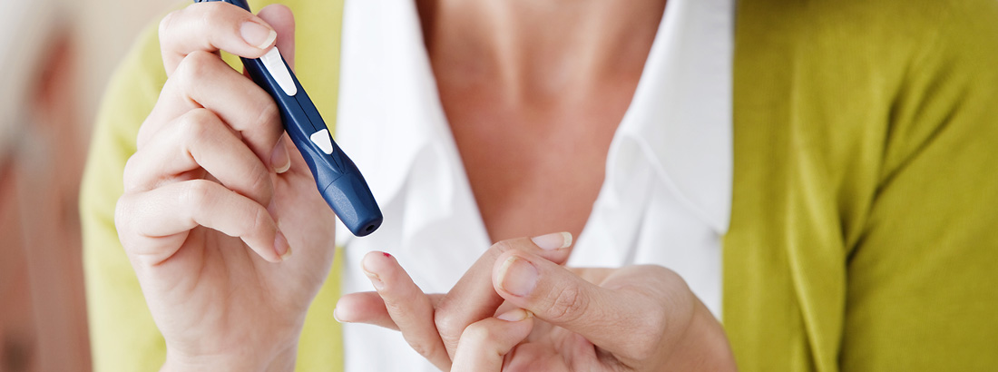 Diabetes Typ2 mit Insulin Schulung
