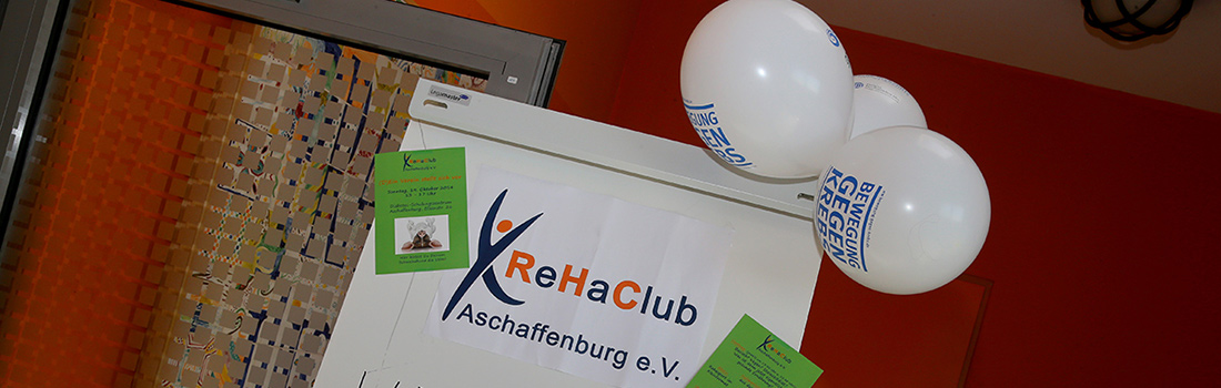 INFOTAG REHACLUB ASCHAFFENBURG